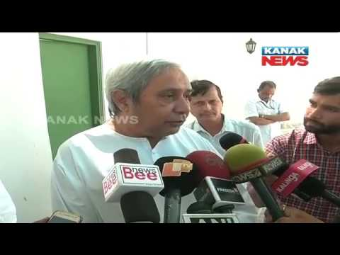 Naveen Patnaik On Arrest of Sum Hospital Owner