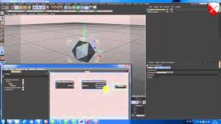Сinema 4d xpresso - урок 24 Ограничивающий прямоугольник