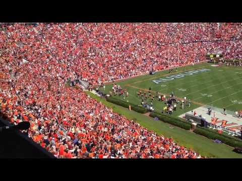 War Eagle Flies at Auburn