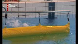 'Turbocursus' zwemmen in Woerden
