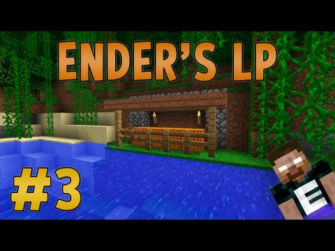 "Ender's Minecraft LP - Ep.3 ""Pumpkins & Cocoa Beans"""