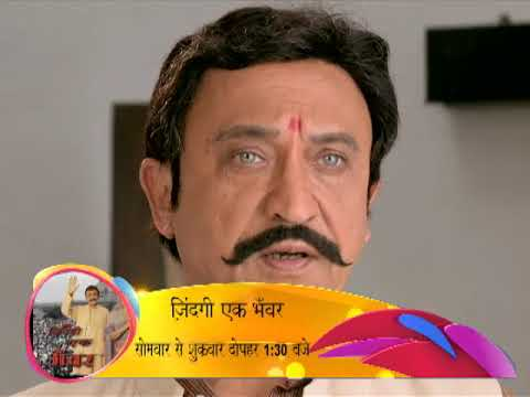 "Watch ""Zindagi Ek Bhawar"" - Monday to Friday at 1.30 pm only on DD National"