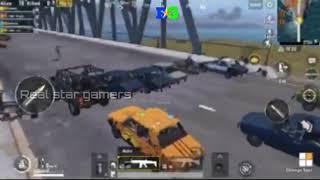 PUBG Car Racing funny video