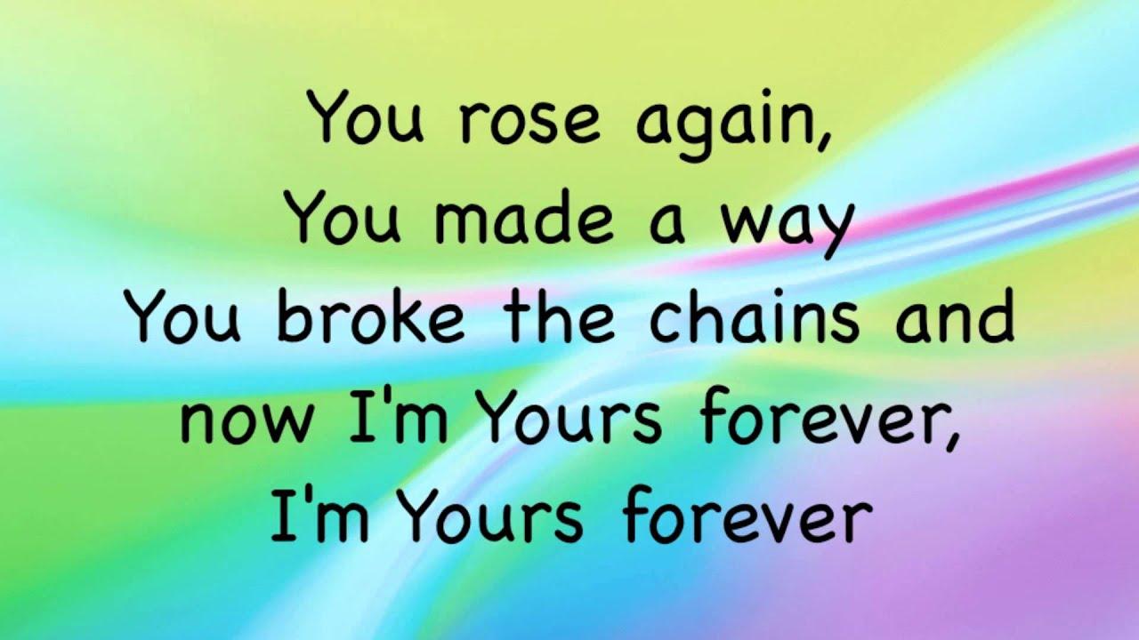 Forever (Live Version) by Kari Jobe - MultiTracks