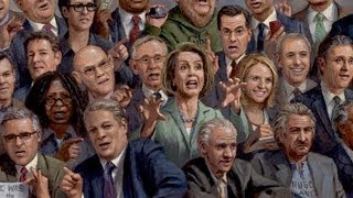 Liberalism is a Disease - Jon McNaughton