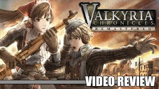 Review: Valkyria Chronicles Remastered (PlayStation 4) - Defunct Games