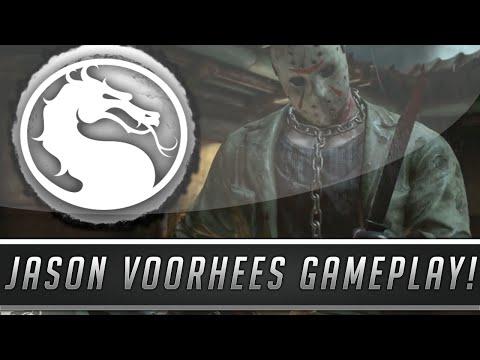 Mortal Kombat X: Jason Voorhees All...