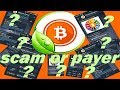 "PEMBUKTIAN BOT TELEGRAM ""Bitcoin Mining v2Pool"" SCAM OR PAYER"