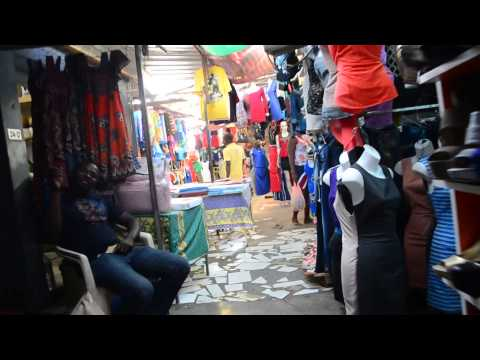 A Local Market ~ Praia in Cabo Verde ~