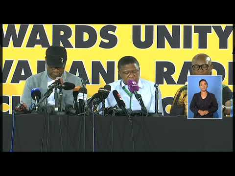 Members of the ANC NEC to be announced