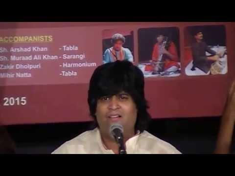 Raag Puriya Dhanashri - Fareed Hassan Khan