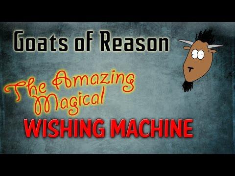 GoR #2: The Amazing Magical Wishing Machine
