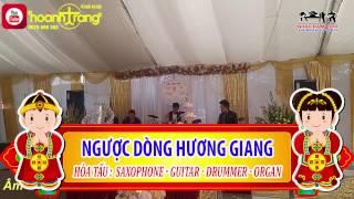 Ngược Dòng Hương Giang, Nhạc Hòa Tấu Không Lời Đám Cưới