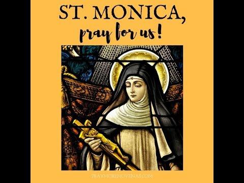 Day 1 - St.  Monica Novena | 2017