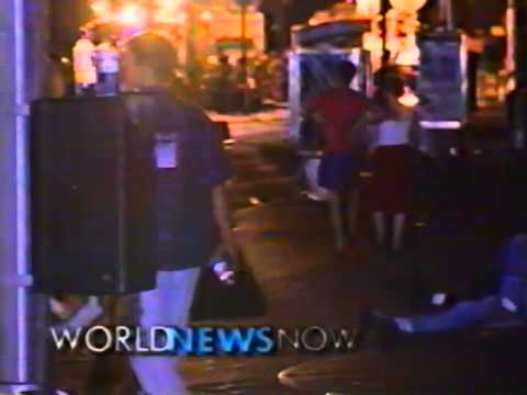 ABC WNN (USA) Norheast  Blackout Of 2003 Random Snippets