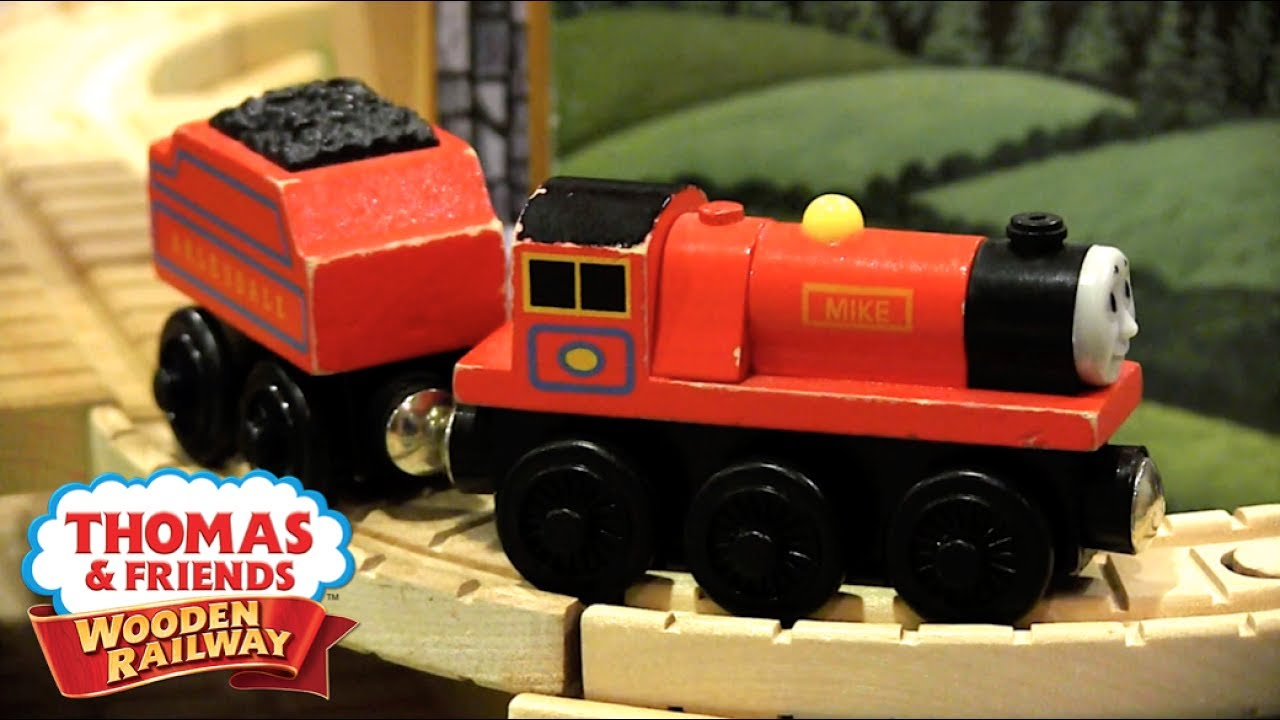 Mountain Tunnel Set Review Thomas Wooden Railway Discussion 72