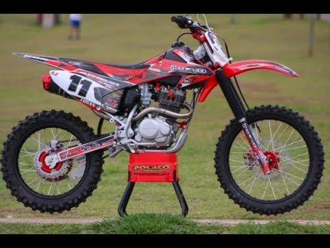 Hqdefault on Motos Honda Crf