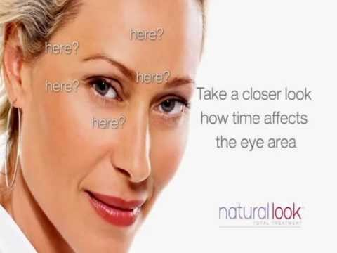 How time effects the eye area causing tired looking eyes
