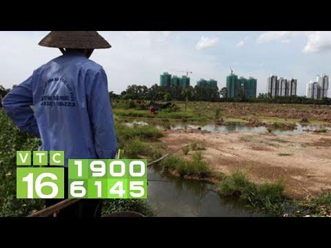 Bắc Giang: Căng thẳng thu hồi đất làm cụm công nghiệp | VTC16