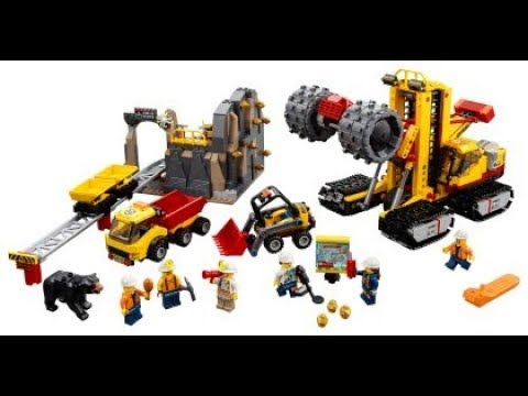 LEGO 60188 PART 4 MINING EXPERTS SITE - BUILDING INSTRUCTION