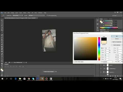 Photoshop Tutorial // Forum Avatar // CSBLACKDEVIL.COM