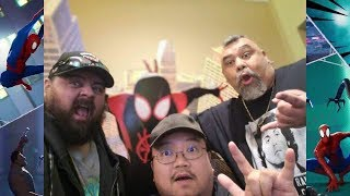 Spider-Man: Into the Spider-verse Spoiler Review VLOG (Ep.61)