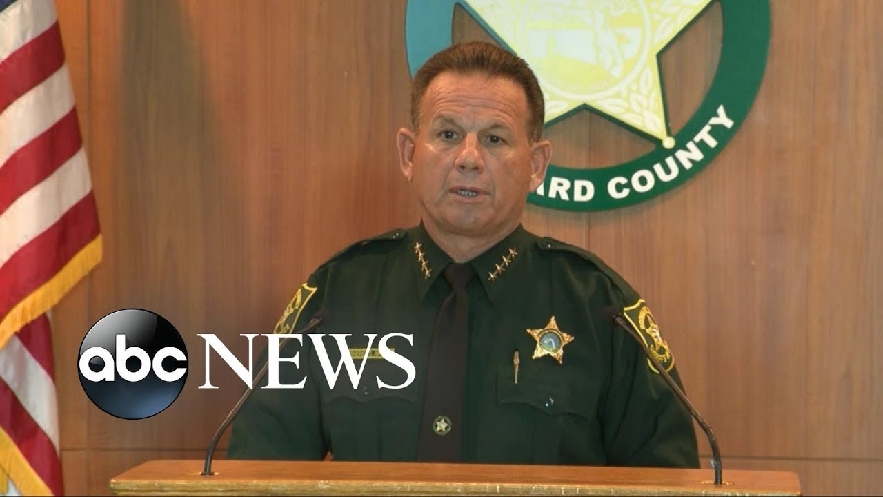 School officer stood outside for 4 minutes doing 'nothing' during massacre: Sheriff