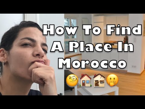 🇲🇦 How To Rent An Appartment In Morocco ! 3 Things To Do !
