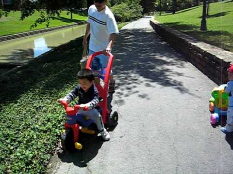 anson n ryan to the park