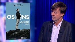 Nicolas Hulot - On n'est pas couché 31 octobre 2015 #ONPC