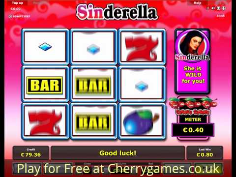 online casino for free sinderella