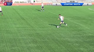 Спартак Туймазы  1-1  Волга Ульяновск видео