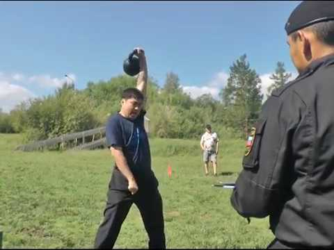 Спорт в жизни и работе сотрудников УФССП России по Республике Бурятия