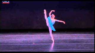 Lizzie, YAGP NYC FINALS 2015, Age 13 Queen of the Dryads