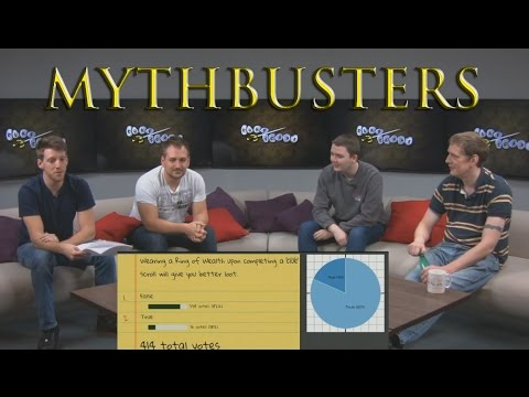 Runescape Mythbusters Special