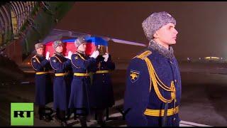 Russia: Downed Su-24 pilot Oleg Peshkov
