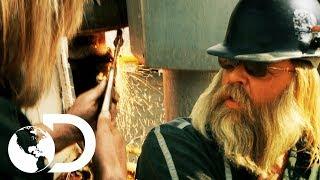 Lo mejor de Tony Beets | Fiebre de oro | Discovery Latinoamérica