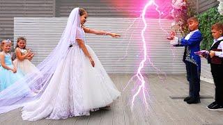 Принцесса Невеста стала горничной! Злые Соперницы Принцессы