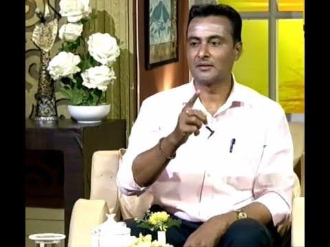 Journalist Ravikumar Kaggannavar in Shubhodaya Karnataka | 02-04-2019 | DD Chandana