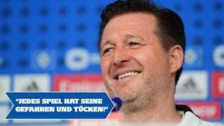 Christian Titz über das Heimspiel gegen den 1. FC Heidenheim | #HSVFCH