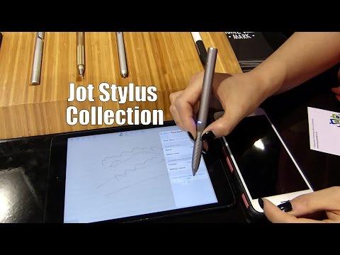Jot Stylus Collection