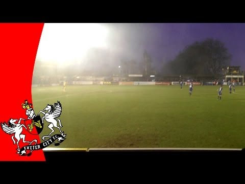 Storm hits Kingsmeadow | Exeter City Football Club