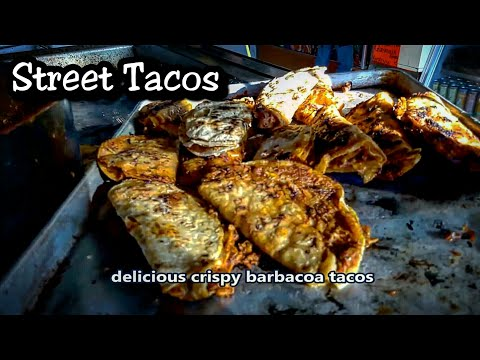 AUTHENTIC MEXICAN STREET FOOD!!! TACOS MUKBANG!! REAL LOCAL TACOS!!