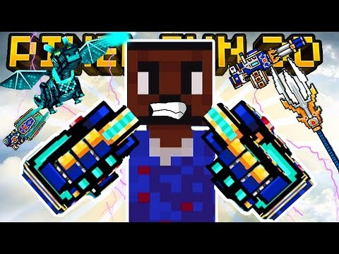 JOIN IN MY FIRST CLAN EVER!!  | Pixel Gun 3D