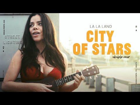 City of Stars | Shot on La La Land's locations (Ukulele Cover)