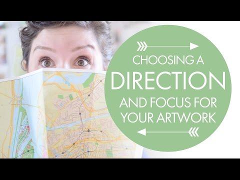 Finding Direction as an Artist