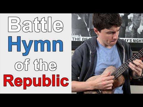 Battle Hymn of the Republic - Ukulele Lesson