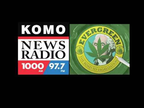 KOMO Radio interviews producers of Evergreen documentary on marijuana legalization