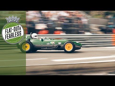 Monaco Historic Pre-61 F1 race highlights 2018