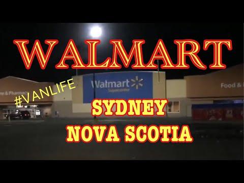 Walmart...Sydney, Nova Scotia...The Review